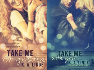 Take Me With you Series